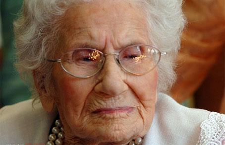 фото самых старых женщин