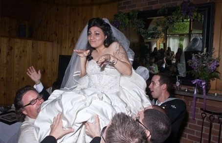 Невесты раком снекс