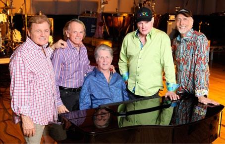 The Beach Boys побили рекорд The Beatles в американском чарте