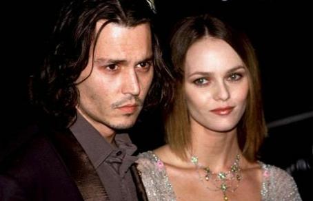Джонни Депп и Ванесса Паради расстались после 14 лет ... ванесса паради и джонни депп