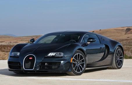 Bugatti veyron super sport самый дорогой в мире