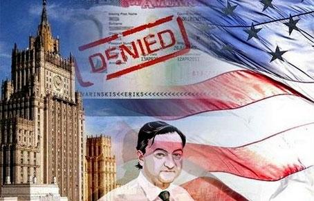U.S. Should Remove Its Magnitsky Halo