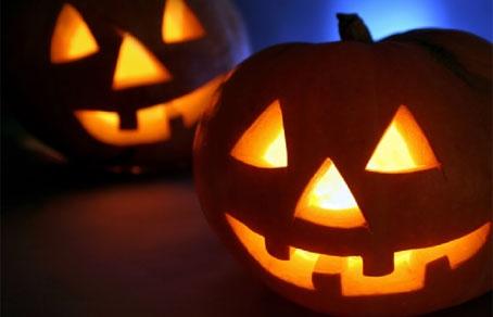 как правильно на английском хэллоуин
