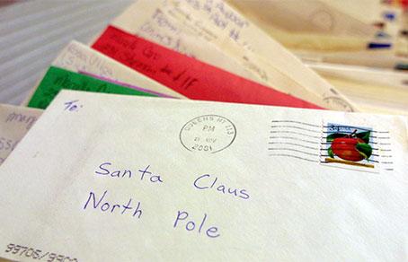 Три почтальона из Нью-Йорка под видом бедных детей получали подарки от Санта-Клауса Трех...