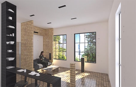 Стены и мебель в квартире скоро будут расти из-под пола благодаря роботам