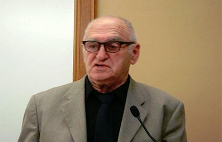 Писатель Филипп Исаак Берман