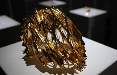 ВСША посетительница галереи разбила экспонаты на $200 тыс.