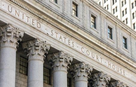 Суд в Нью-Йорке отклонил иск против президента Трампа по обвинению в нарушении конституции