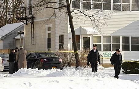 Зверское убийство лесбийской семьи в штате Нью-Йорк