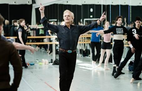 Худрук New York City Ballet Питер Мартинс уволился из-за обвинений в домогательствах
