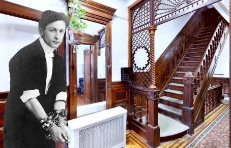 Дом легендарного иллюзиониста Гарри Гудини в Нью-Йорке продан со скидкой в миллион долларов