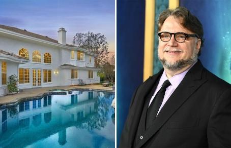 Гильермо дель Торо продает один из своих особняков в Калифорнии