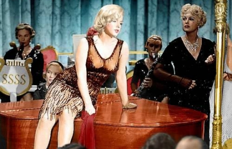 Кадр из фильма \'Some Like It Hot\'. Фото:  © Michael Ochs Archives/Getty Images