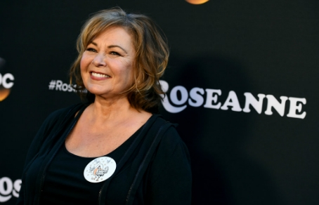 Телеканал ABC отменил показ популярного сериала 'Roseanne' из-за высказывания Розанны Барр об экс-советнице Обамы. Фото: Jordan Strauss/Invision, via Associated Press