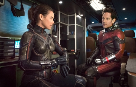 Кадр из фильма  \'Ant-Man and the Wasp\'