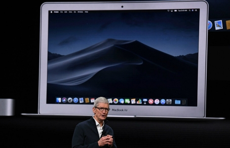 Apple представила новые MacBook Air, iPad Pro и Mac mini, Фото: TIMOTHY A. CLARY/AFP/Getty Images