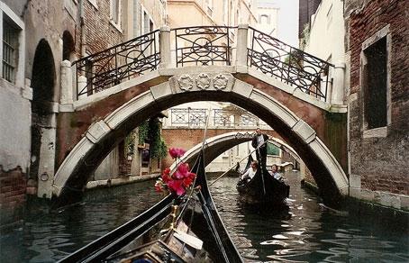 Венеция фото города весной