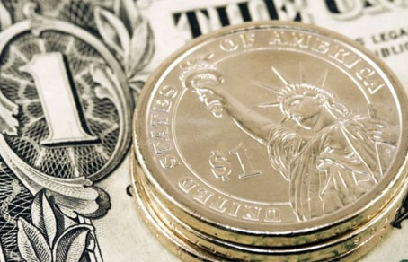 В США хотели заменить купюры на монеты