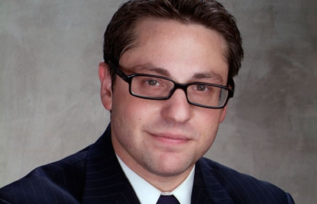 Lawyer Mark Nussbaum