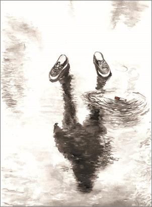 Рисунок Анны Капустиной