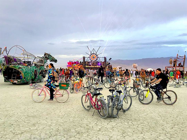Фестиваль Burning Man 2016 года