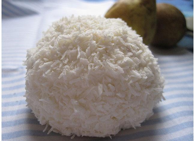 Пирожное с кокосовой стружкой рецепты с фото