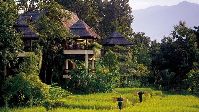 В число победителей в категории «Лучший отель на лоне дикой природы» вошел тайский курорт Four Seasons Tented Camp