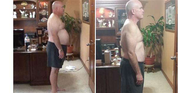 Преподаватель биологии Джон Сисна защитил фастфуд, похудев на 56 фунтов, полгода питаясь исключительно в McDonald's.