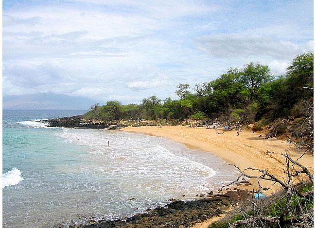 Места обитания нудистов  Красивые пляжи нашей планеты