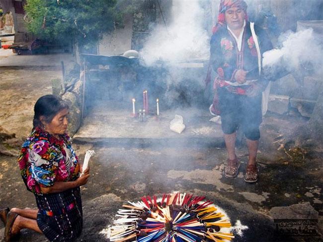 Современные майя не верят в конец света 21 декабря 2012 года.
