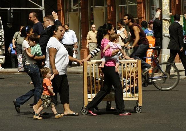 землетрясение в нью-йорке