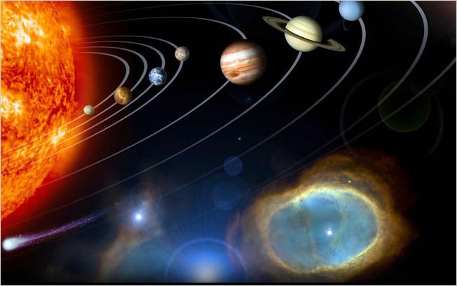 Парад планет в декабре 2012 года.Энерго-информационная синхронизация Галактики и квантовый скачок!