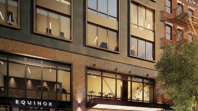 На Манхэттене построят многоквартирный дом из позолоченных кирпичей