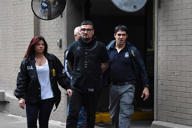 В Бруклине арестовали нескольких членов «русской мафии»