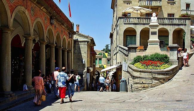 Апартаменты в Италии, в Тоскане на море Аренда квартиры
