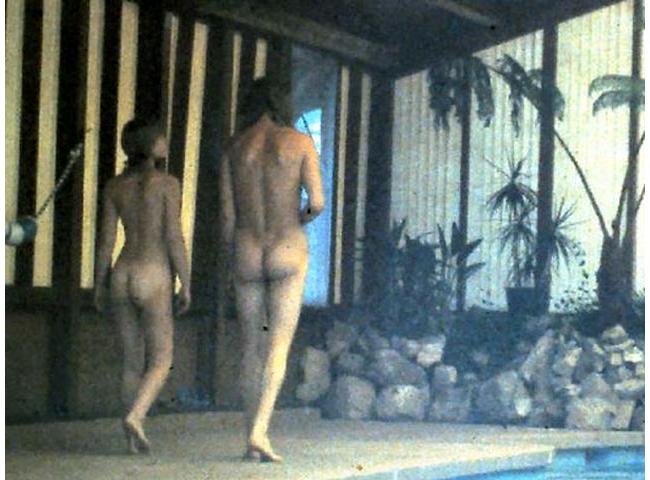 В 1968 году, в период активности хиппи, Уильямсон создал дом свободной любви, вечеринки в котором мгновенно набрали популярность. Чтобы стать членом «клуба», прежде всего надо было сдать свою одежду и ходить полностью голым.