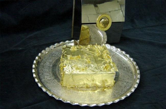 Золотой торт султана