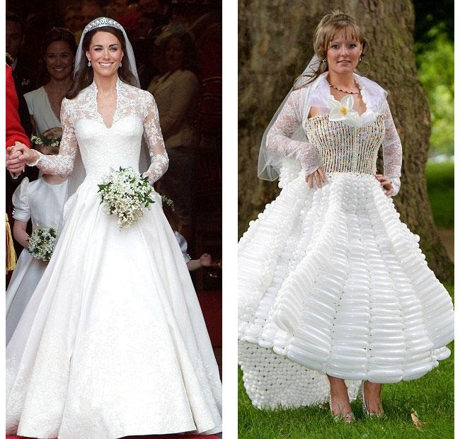свадебное платье миддлтон кейт фото