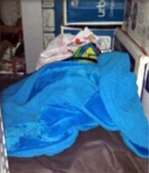 В Техасе 14-летний одросток прожил четверо суток в супермаркете Walmart.
