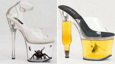 Самая странная обувь мира